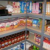 Grocery stockpile for disaster preparedness